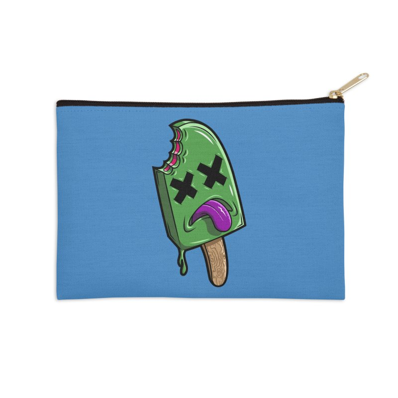 Deadsicle Accessories Zip Pouch by inbrightestday's Artist Shop
