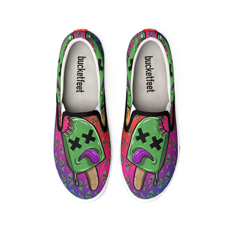Deadsicle Men's Shoes by inbrightestday's Artist Shop