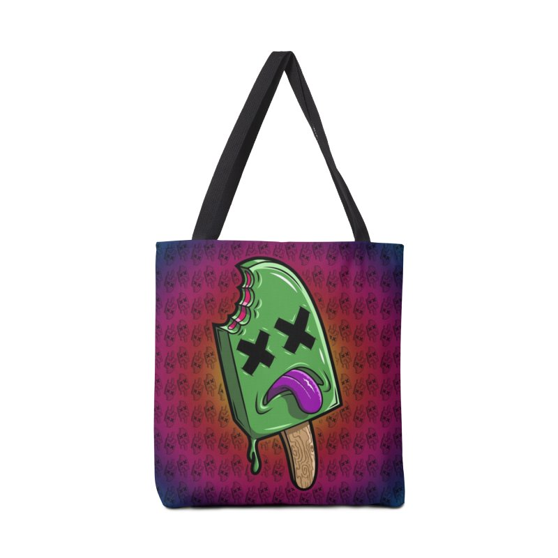 Deadsicle Accessories Tote Bag Bag by inbrightestday's Artist Shop