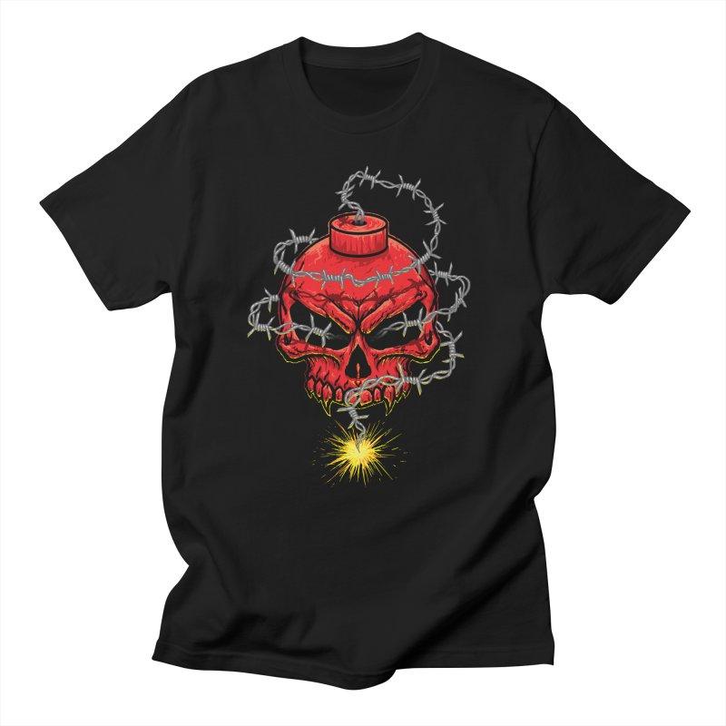 EBWDM Men's T-Shirt by inbrightestday's Artist Shop