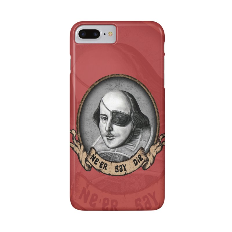 One Eyed Willy Accessories Phone Case by inbrightestday's Artist Shop