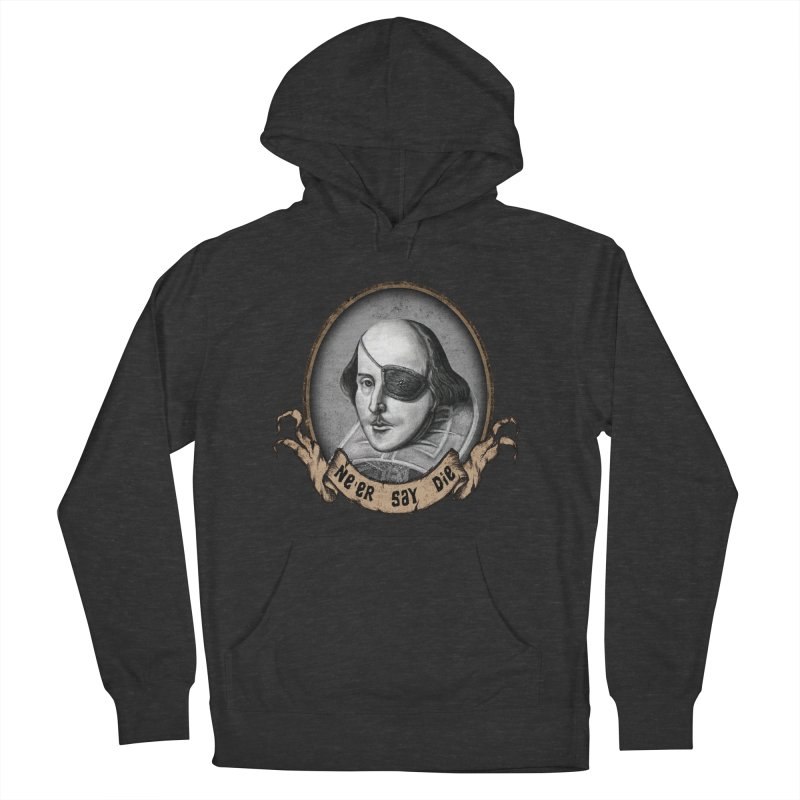 One Eyed Willy Men's Pullover Hoody by inbrightestday's Artist Shop