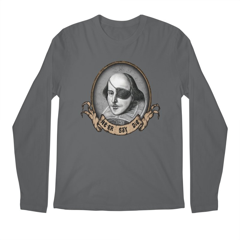 One Eyed Willy Men's Longsleeve T-Shirt by inbrightestday's Artist Shop