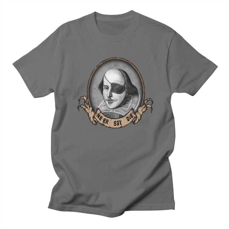 One Eyed Willy Men's T-Shirt by inbrightestday's Artist Shop