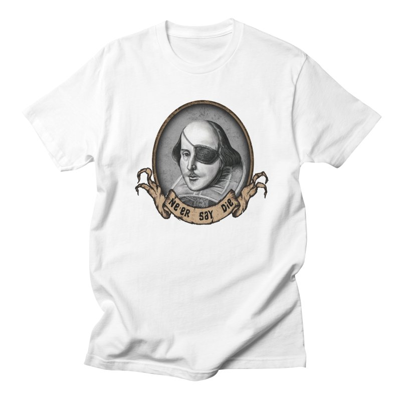 One Eyed Willy Women's Unisex T-Shirt by inbrightestday's Artist Shop