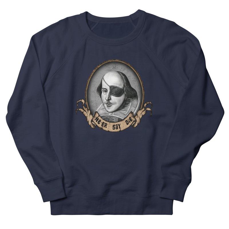 One Eyed Willy Men's Sweatshirt by inbrightestday's Artist Shop