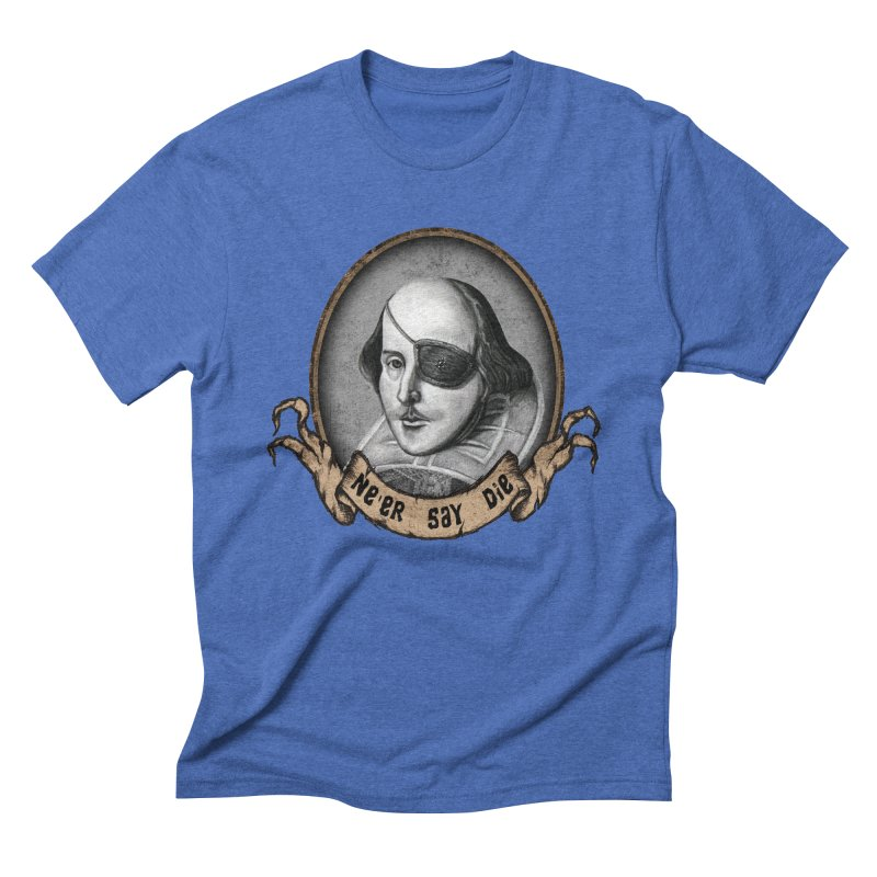 One Eyed Willy Men's Triblend T-shirt by inbrightestday's Artist Shop