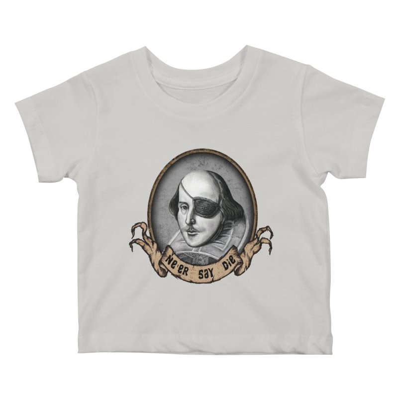 One Eyed Willy Kids Baby T-Shirt by inbrightestday's Artist Shop