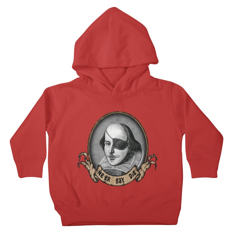 One Eyed Willy Kids Toddler Pullover Hoody by inbrightestday's Artist Shop