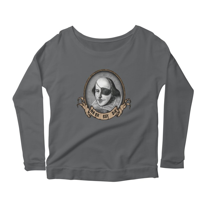One Eyed Willy Women's Scoop Neck Longsleeve T-Shirt by inbrightestday's Artist Shop