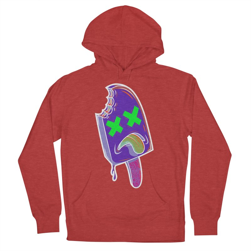 UnDeadsicle Men's Pullover Hoody by inbrightestday's Artist Shop