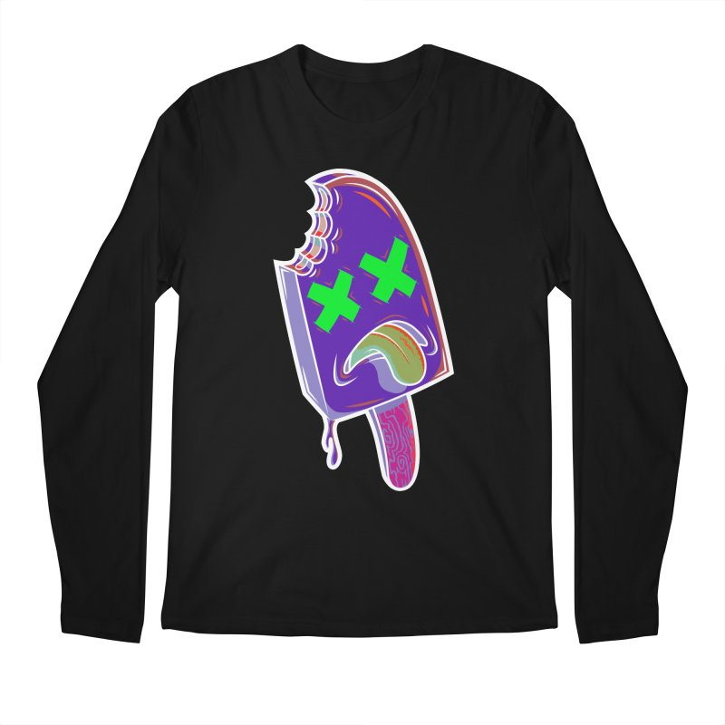 UnDeadsicle Men's Longsleeve T-Shirt by inbrightestday's Artist Shop