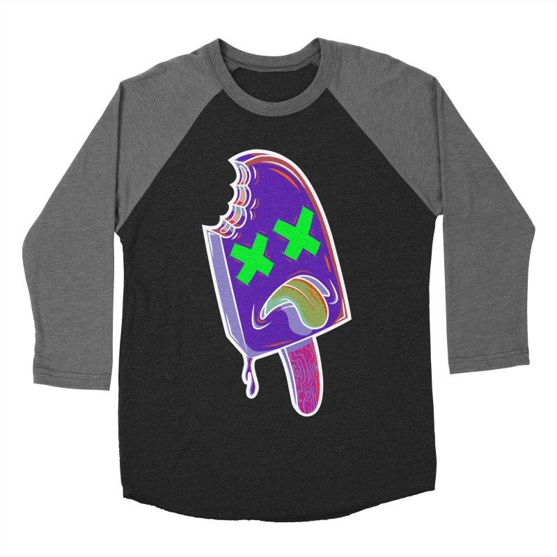 UnDeadsicle Men's Baseball Triblend T-Shirt by inbrightestday's Artist Shop