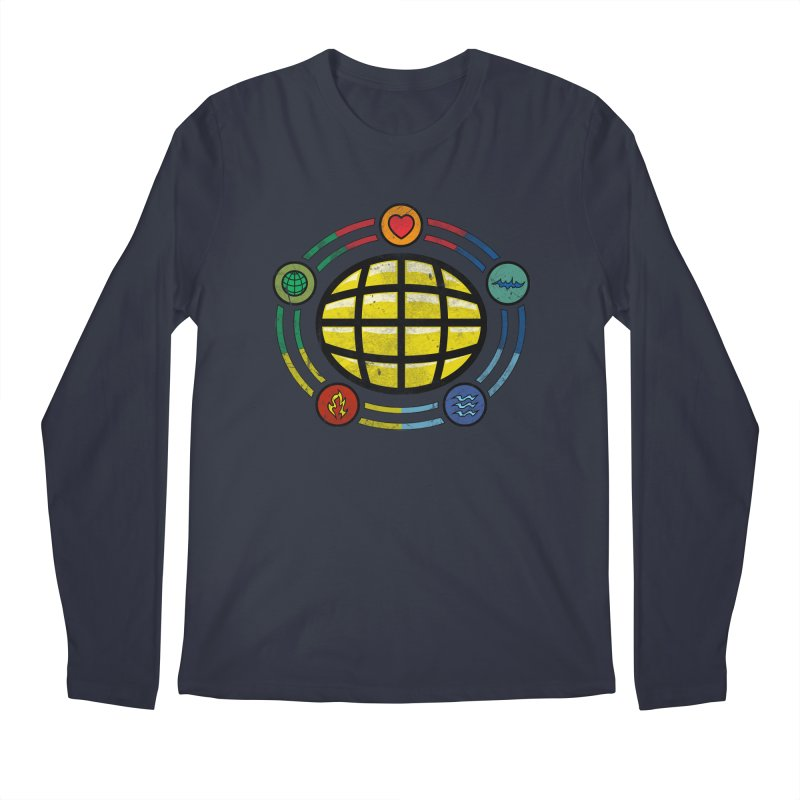 The Power is Yours!!! Men's Longsleeve T-Shirt by inbrightestday's Artist Shop