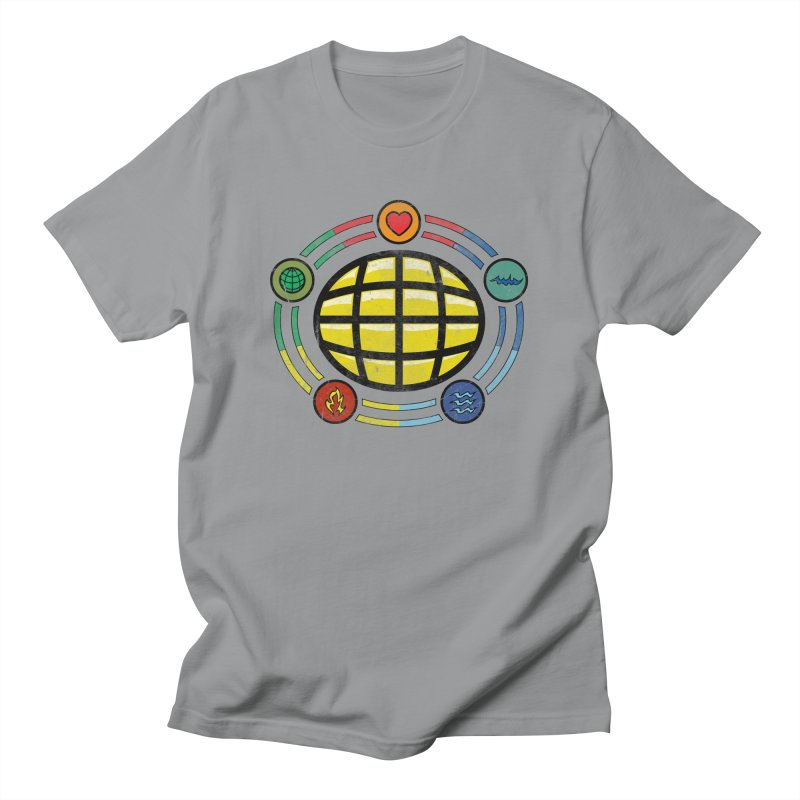 The Power is Yours!!! Men's T-Shirt by inbrightestday's Artist Shop