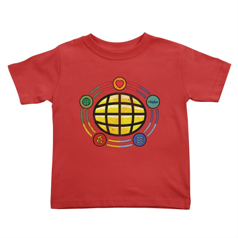 The Power is Yours!!! Kids Toddler T-Shirt by inbrightestday's Artist Shop