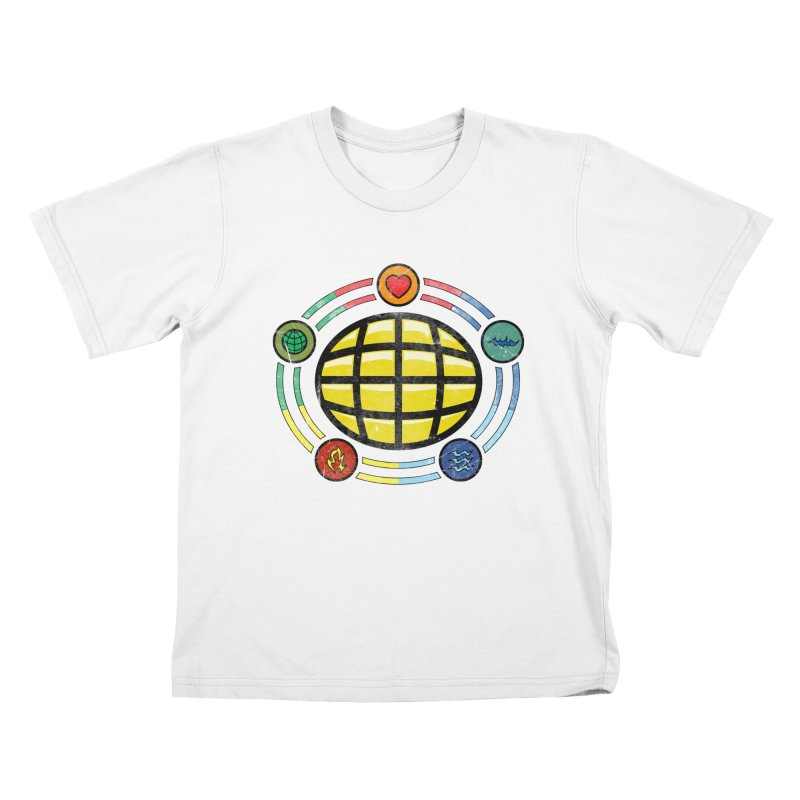 The Power is Yours!!! Kids T-Shirt by inbrightestday's Artist Shop