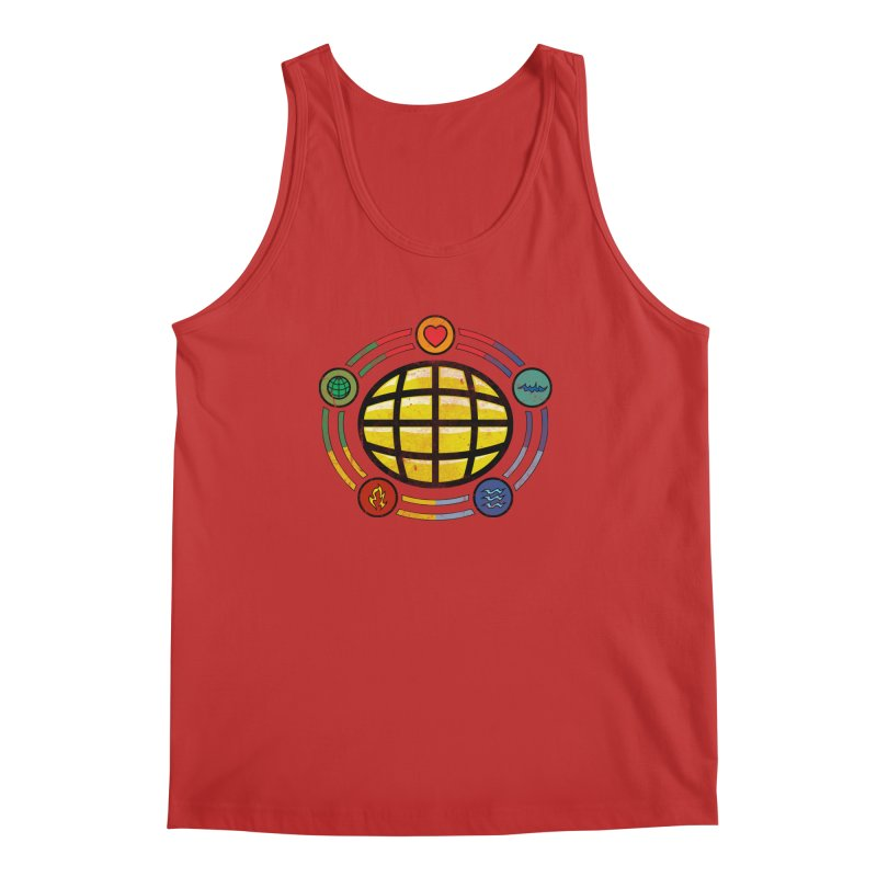 The Power is Yours!!! Men's Tank by inbrightestday's Artist Shop