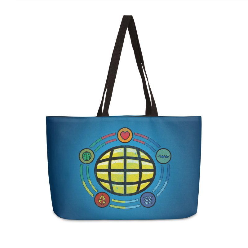 The Power is Yours!!! Accessories Weekender Bag Bag by inbrightestday's Artist Shop