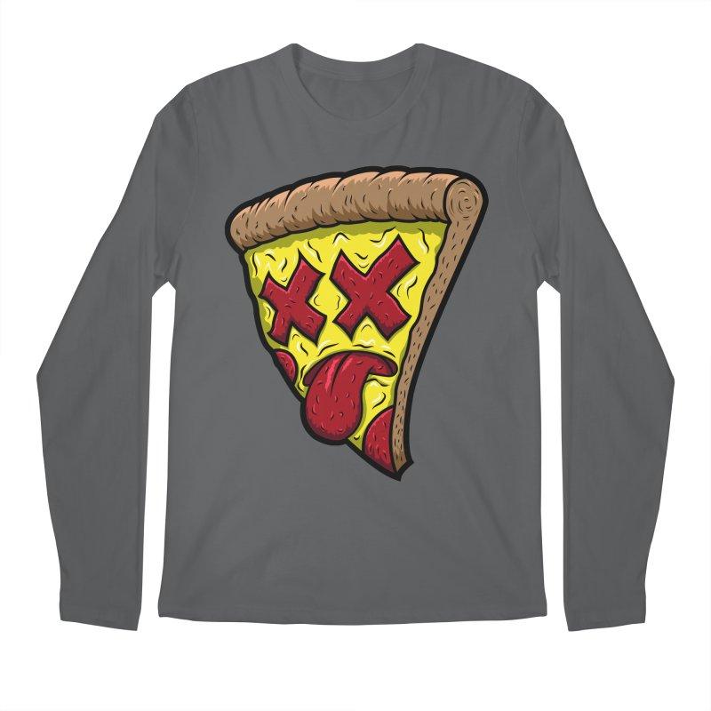 Dead Slice Men's Longsleeve T-Shirt by inbrightestday's Artist Shop