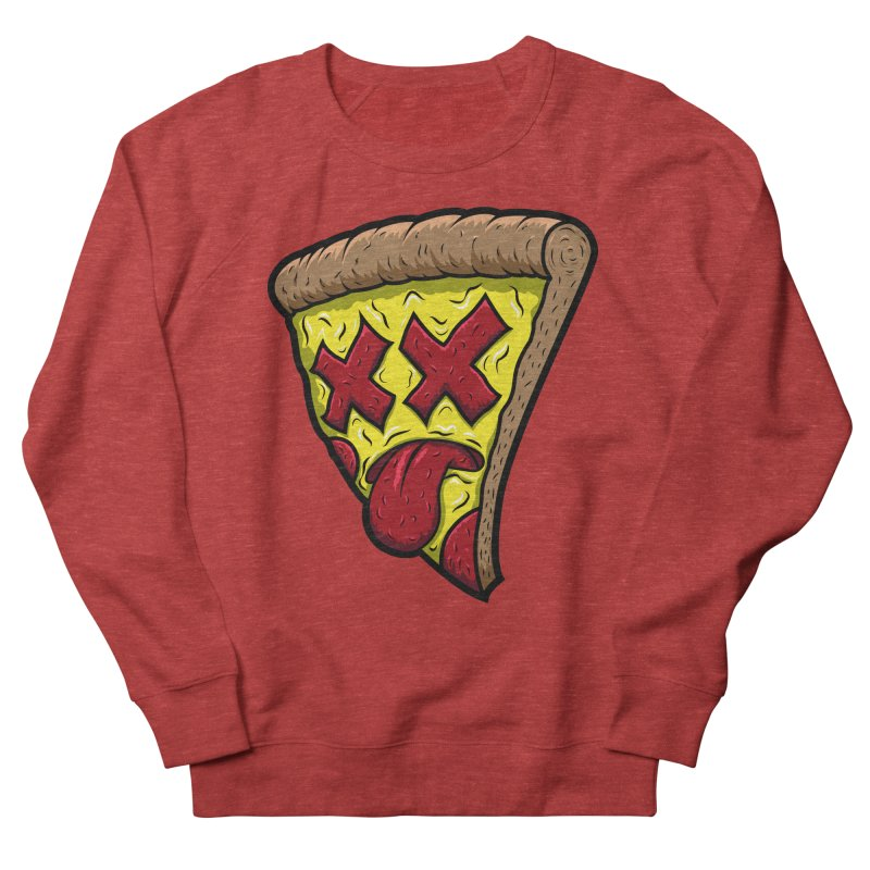 Dead Slice Men's Sweatshirt by inbrightestday's Artist Shop