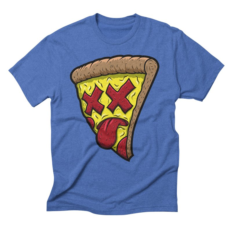Dead Slice Men's Triblend T-Shirt by inbrightestday's Artist Shop