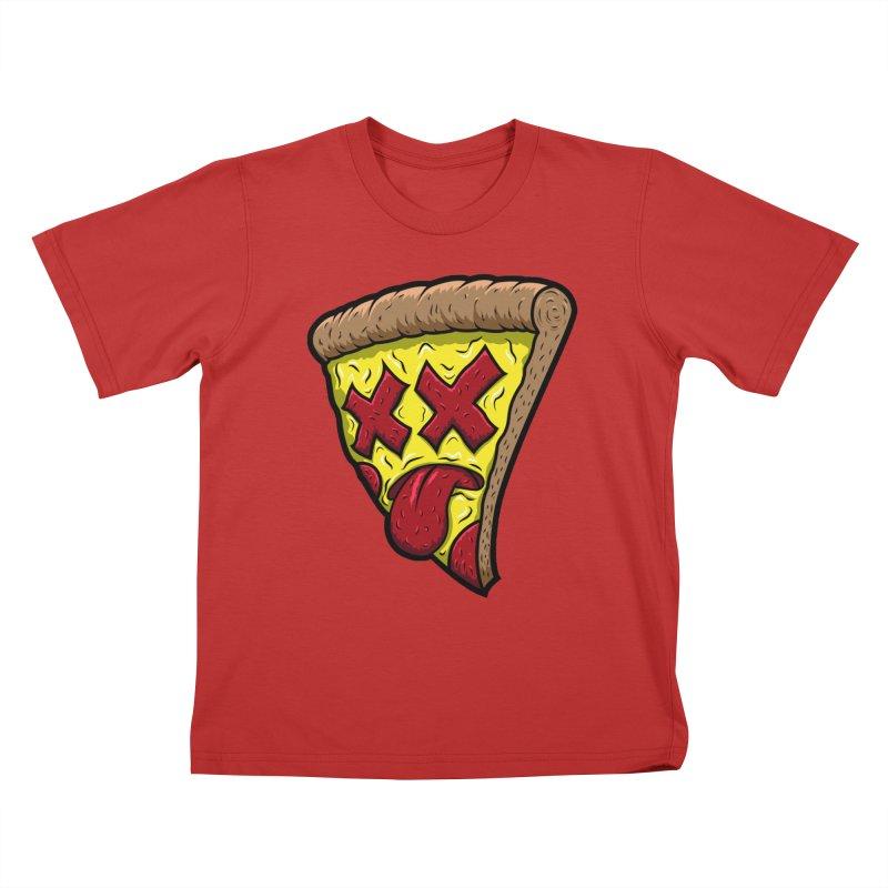 Dead Slice Kids T-Shirt by inbrightestday's Artist Shop