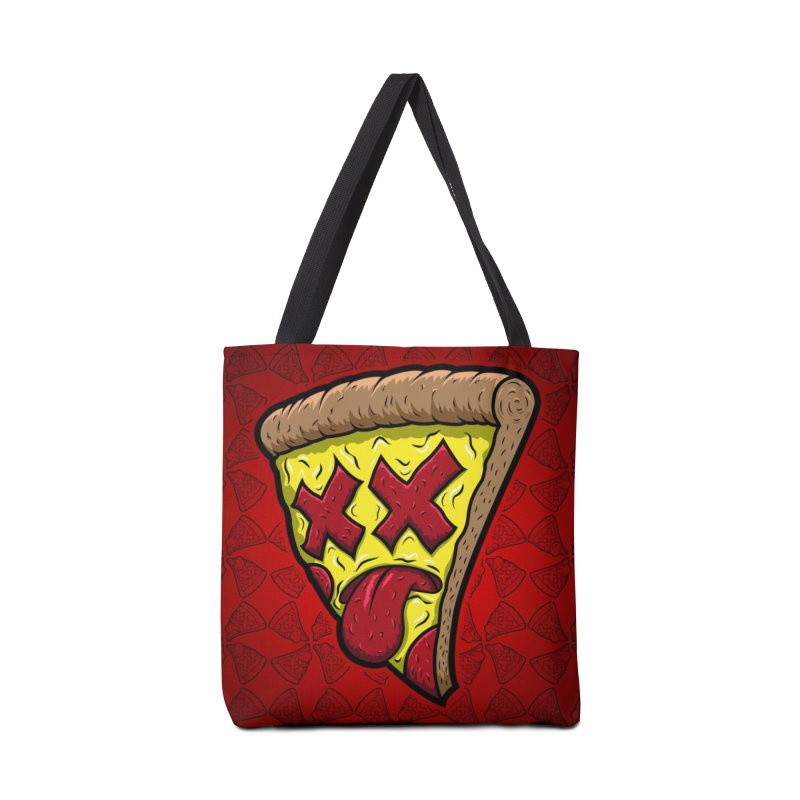 Dead Slice Accessories Tote Bag Bag by inbrightestday's Artist Shop