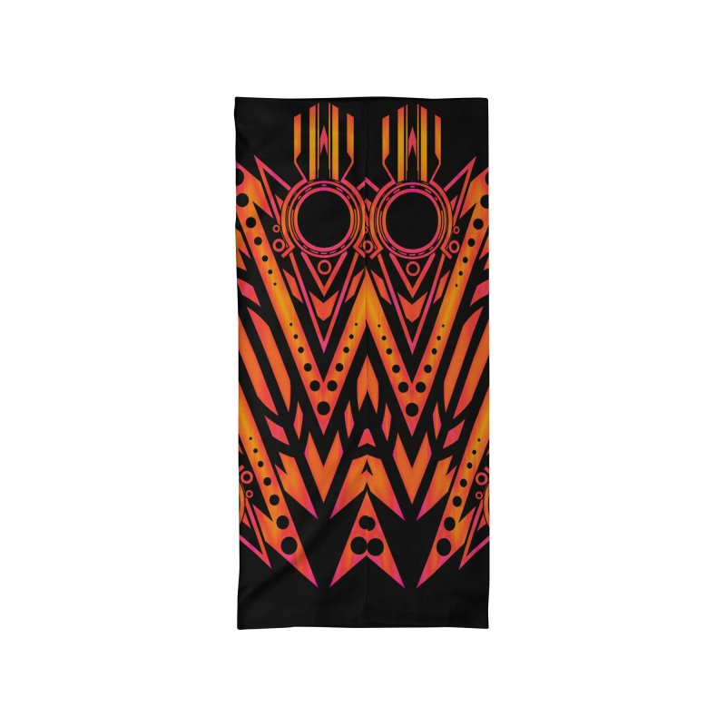 Blazing Fire Arrow Accessories Neck Gaiter by inbrightestday's Artist Shop