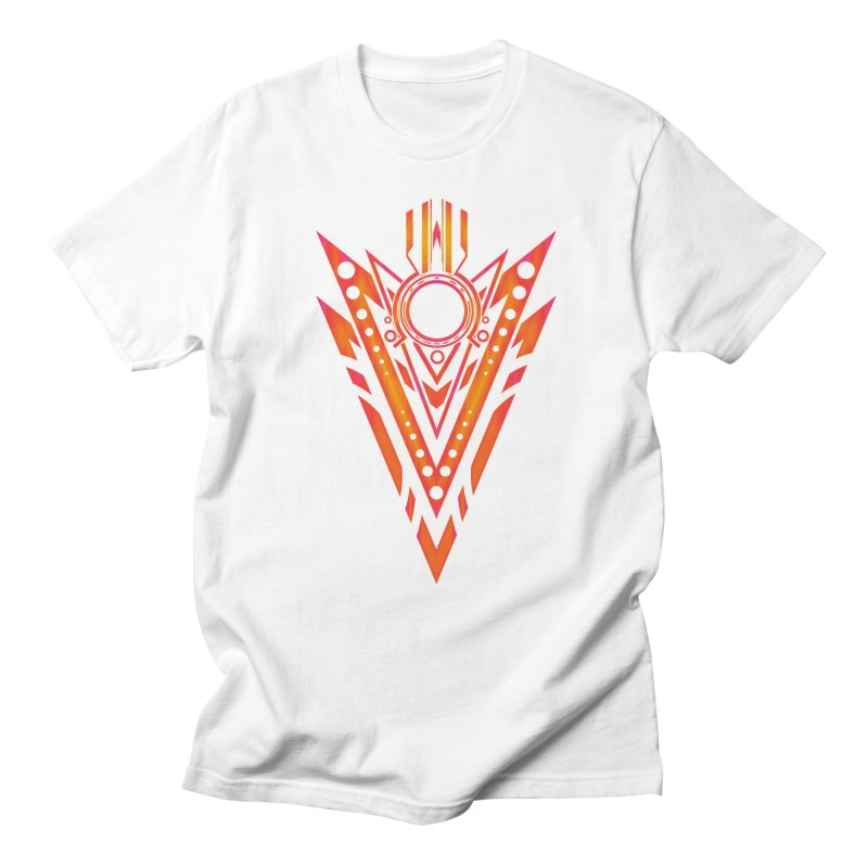 Blazing Fire Arrow Women's Unisex T-Shirt by inbrightestday's Artist Shop