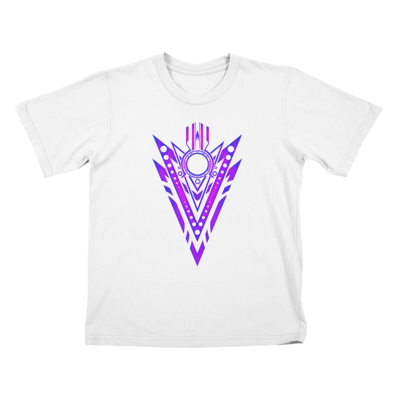 Soul Seeker Arrow Kids T-Shirt by inbrightestday's Artist Shop
