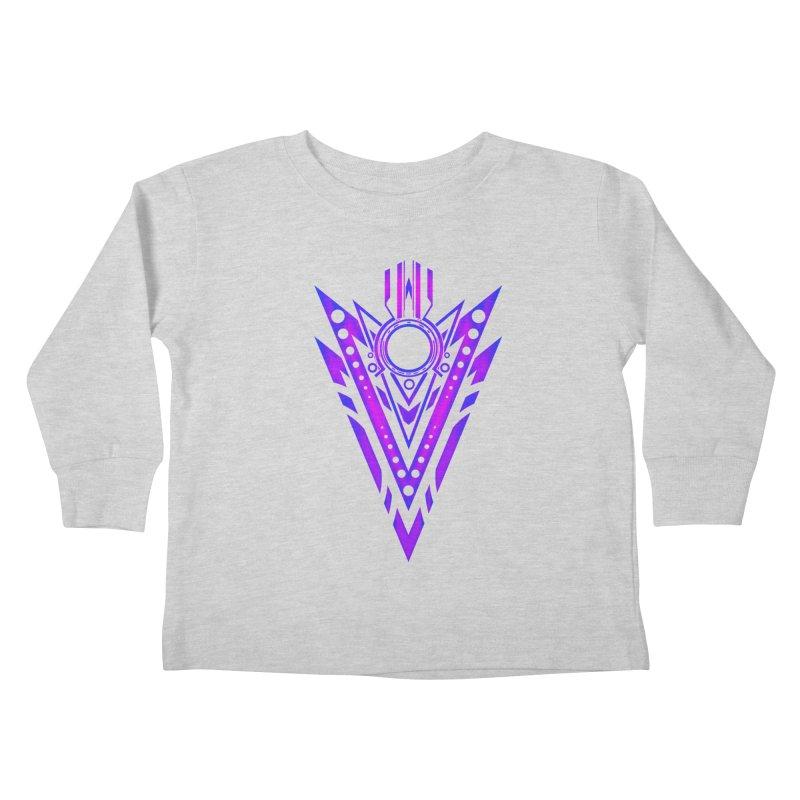 Soul Seeker Arrow Kids Toddler Longsleeve T-Shirt by inbrightestday's Artist Shop