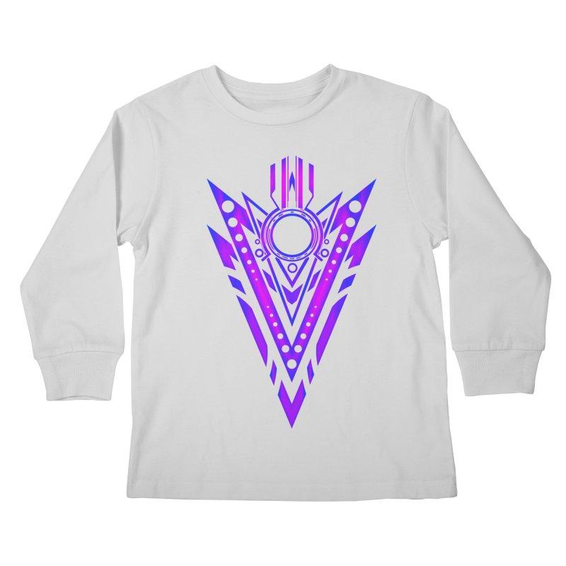 Soul Seeker Arrow Kids Longsleeve T-Shirt by inbrightestday's Artist Shop