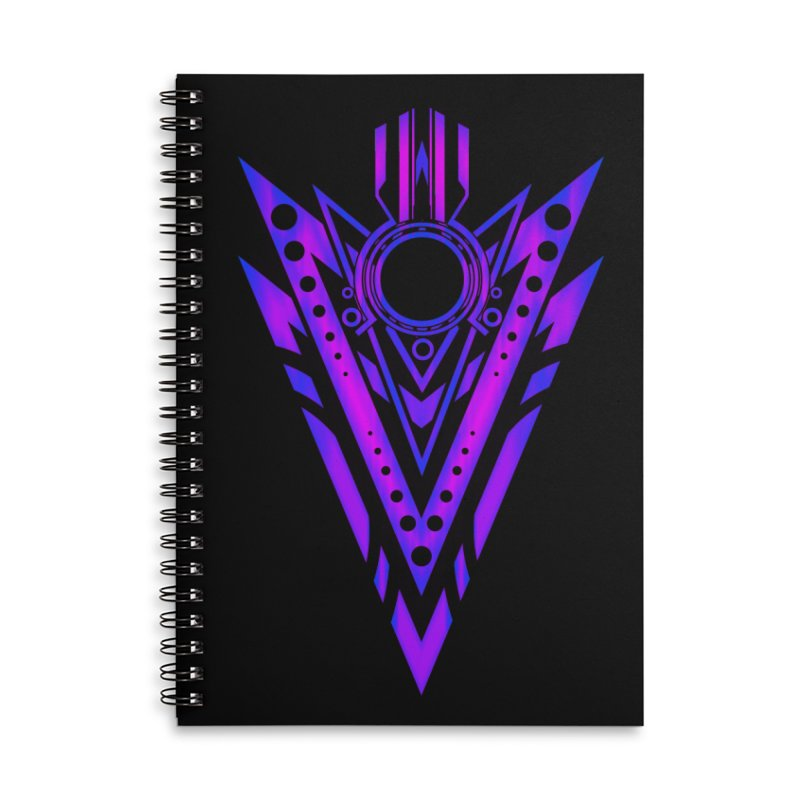 Soul Seeker Arrow Accessories Notebook by inbrightestday's Artist Shop