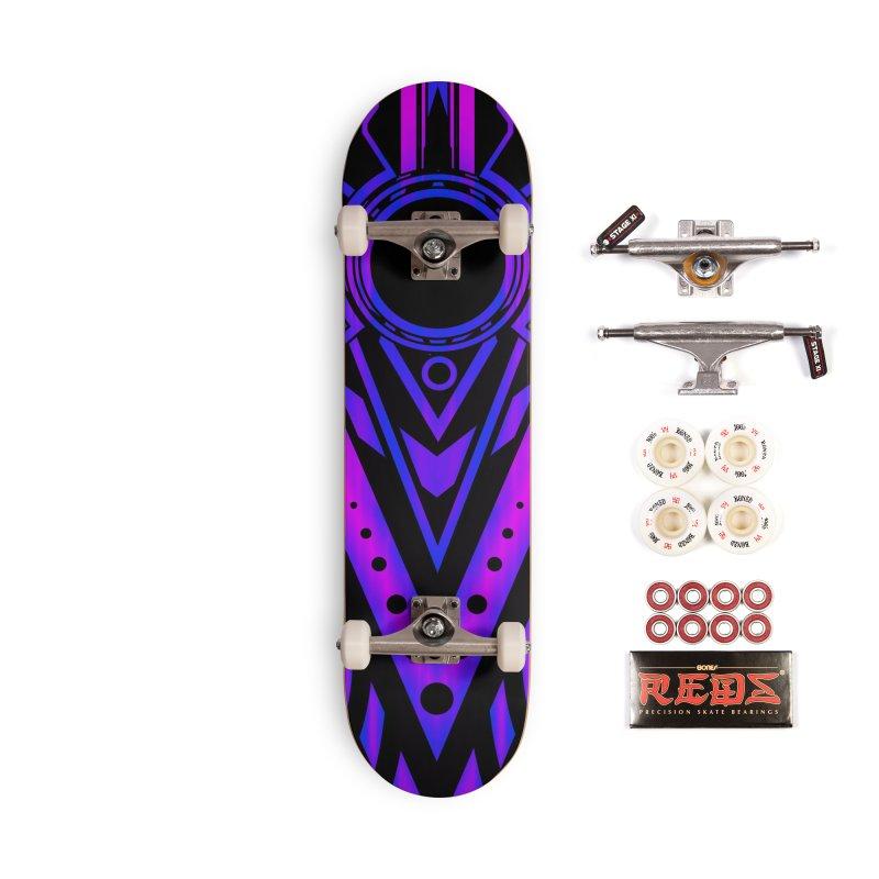 Soul Seeker Arrow Accessories Complete - Pro Skateboard by inbrightestday's Artist Shop
