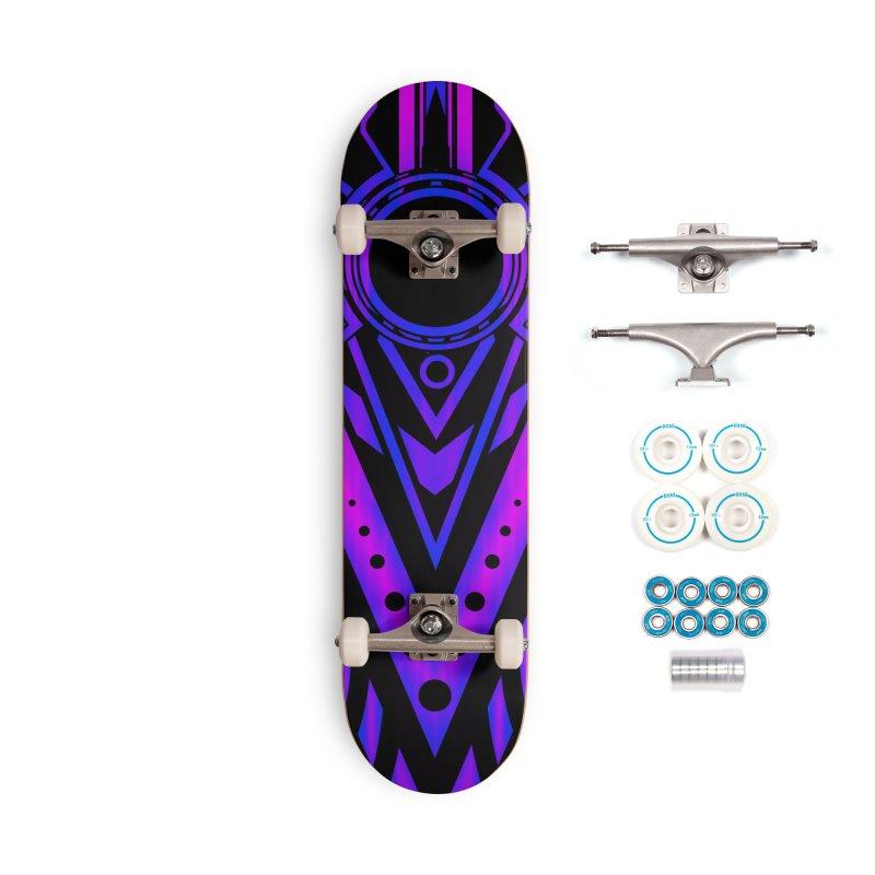 Soul Seeker Arrow Accessories Complete - Basic Skateboard by inbrightestday's Artist Shop