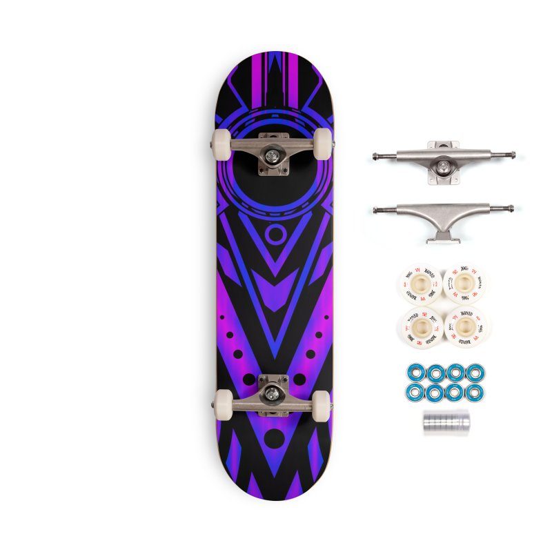 Soul Seeker Arrow Accessories Complete - Premium Skateboard by inbrightestday's Artist Shop