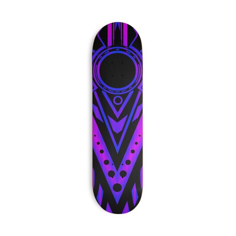 Soul Seeker Arrow Accessories Skateboard by inbrightestday's Artist Shop