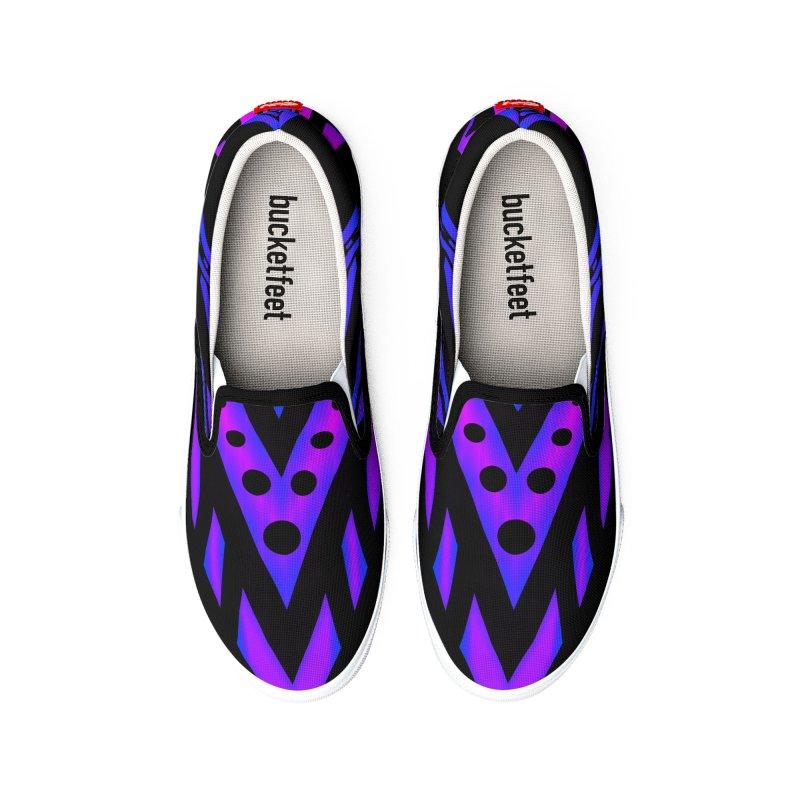 Soul Seeker Arrow Men's Shoes by inbrightestday's Artist Shop