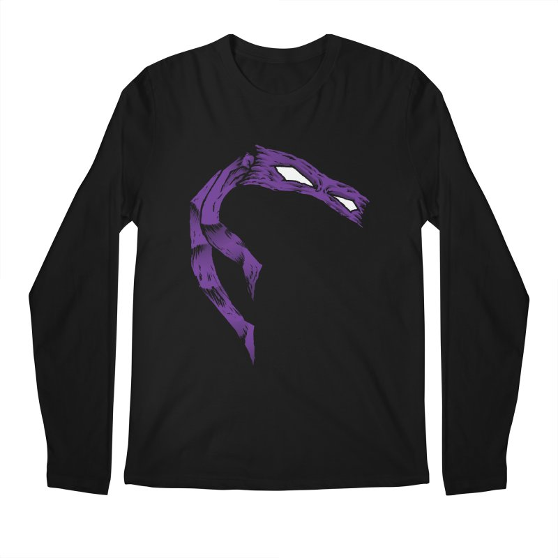 Donnie Men's Regular Longsleeve T-Shirt by inbrightestday's Artist Shop