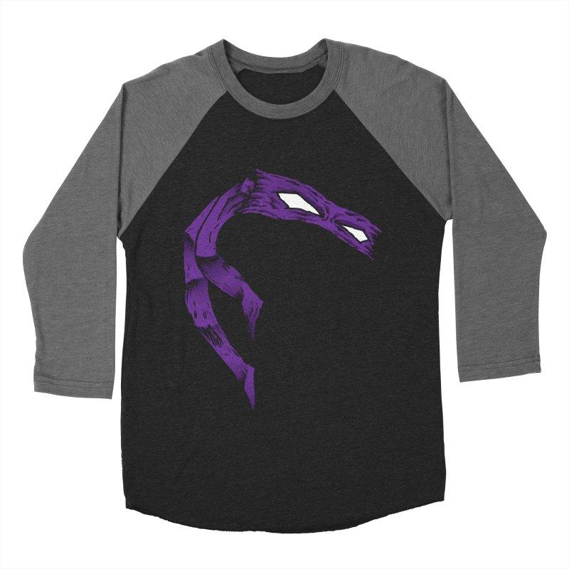 Donnie Men's Baseball Triblend Longsleeve T-Shirt by inbrightestday's Artist Shop