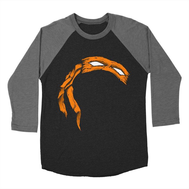 Mikey Men's Baseball Triblend Longsleeve T-Shirt by inbrightestday's Artist Shop