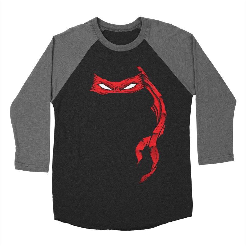 Raph Men's Baseball Triblend Longsleeve T-Shirt by inbrightestday's Artist Shop