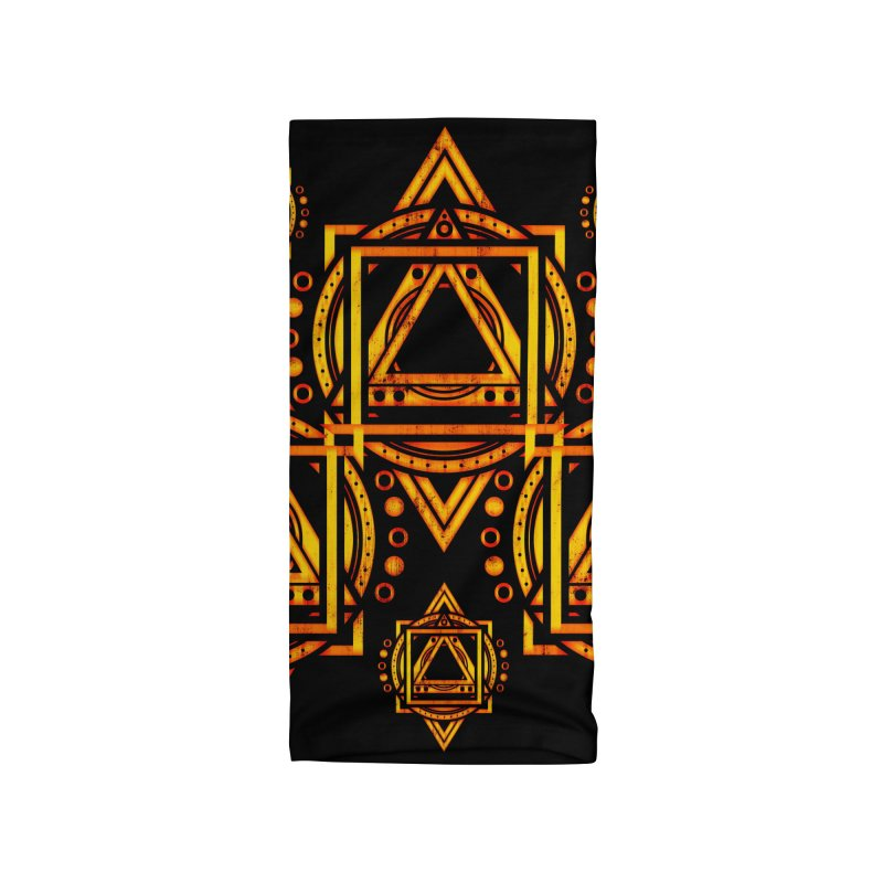 Metagalactic Lock (Recharged) Accessories Neck Gaiter by inbrightestday's Artist Shop