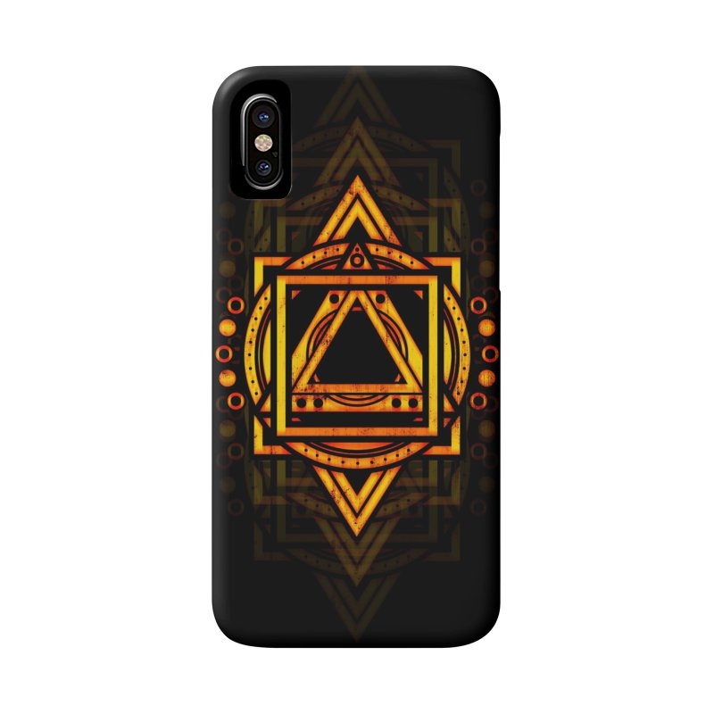 Metagalactic Lock (Recharged) Accessories Phone Case by inbrightestday's Artist Shop