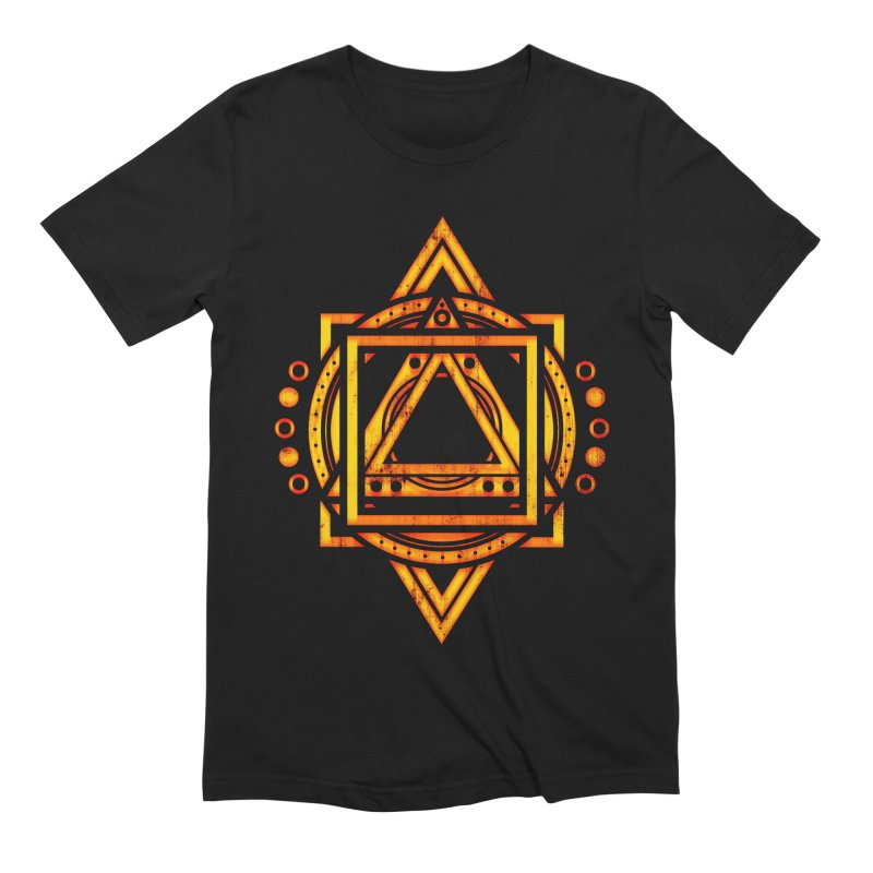 Metagalactic Lock (Recharged) Men's Extra Soft T-Shirt by inbrightestday's Artist Shop