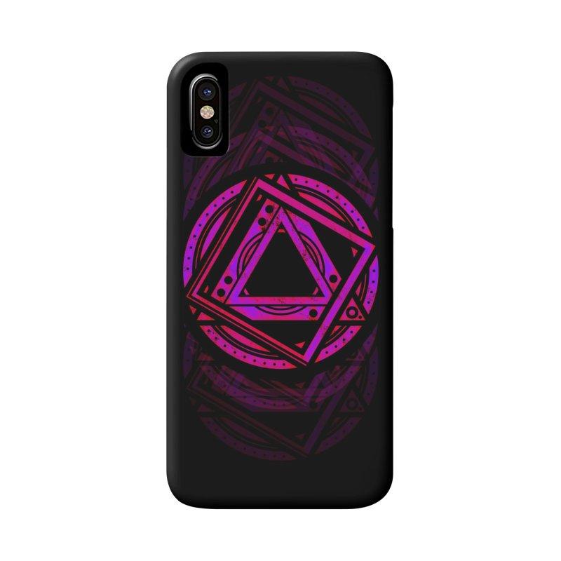 Interstellar Bolt Accessories Phone Case by inbrightestday's Artist Shop