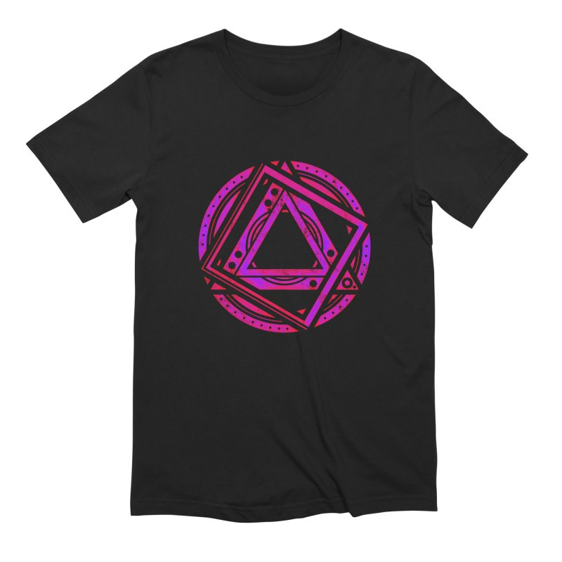 Interstellar Bolt Men's Extra Soft T-Shirt by inbrightestday's Artist Shop