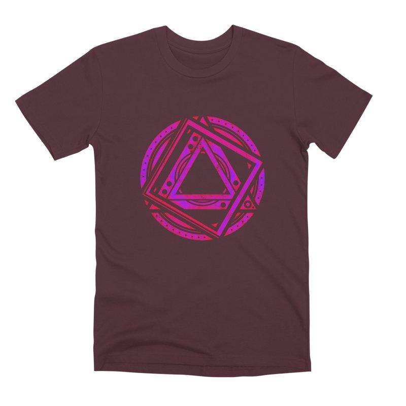 Interstellar Bolt Men's Premium T-Shirt by inbrightestday's Artist Shop