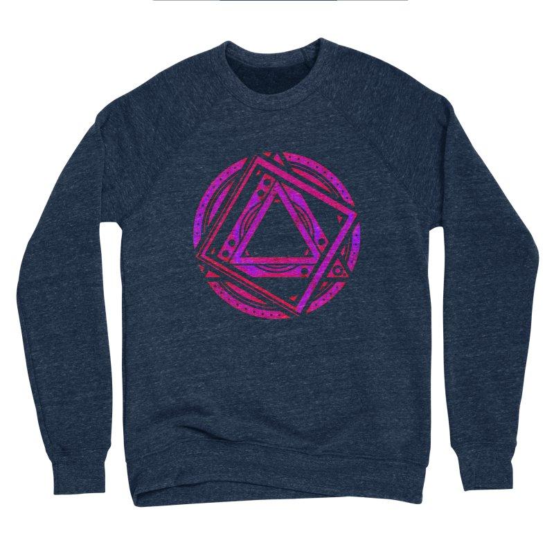 Interstellar Bolt Men's Sponge Fleece Sweatshirt by inbrightestday's Artist Shop